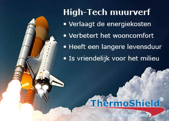 Thermoshield vaste plek